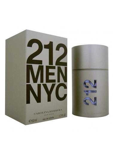 Carolina Herrera  212 Edt 50Ml Erkek Parfüm Renksiz